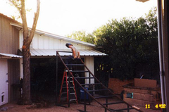 building a moto ramp when I was 16.