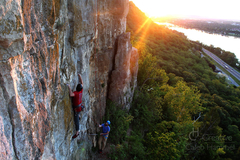 Rock Climbing Photo: Photo: Caleb Hammel