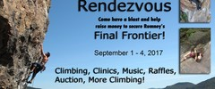 Rock Climbing Photo: This years Rumney Rendezvous - pass the word!