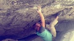 Rock Climbing Photo: (Illmatic V6****)