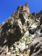 Rock Climbing Photo: Junk Show Pinnacle.