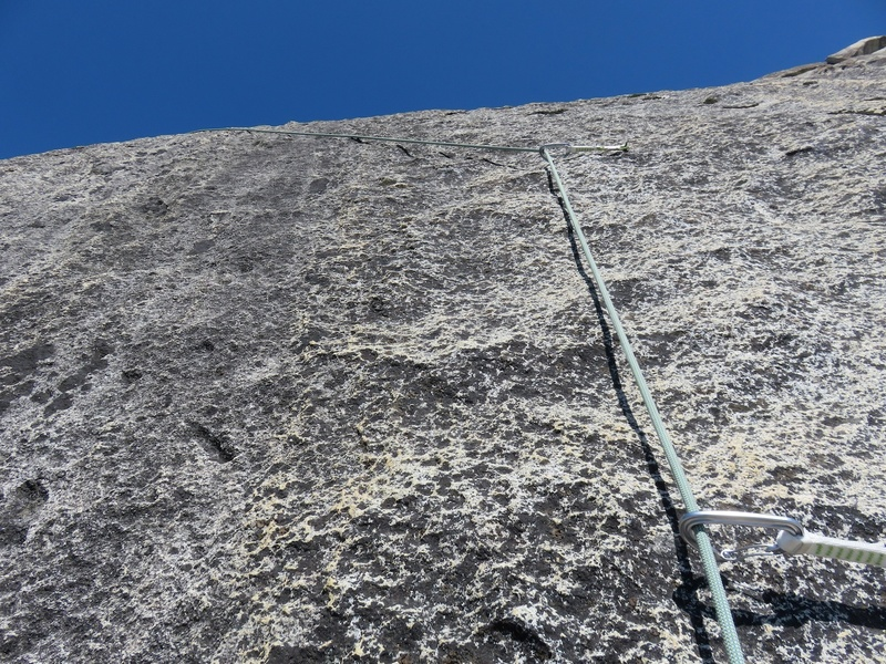 Slab at the end of Pitch 3