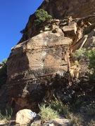 Rock Climbing Photo: The little fun slab