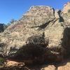 East side of the Something Something Boulder.