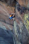 Rock Climbing Photo: A Shadow Sickness