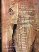 "Rock Climbing Photo: A 1987 Climbing Magazine photo with ""Crack At..."