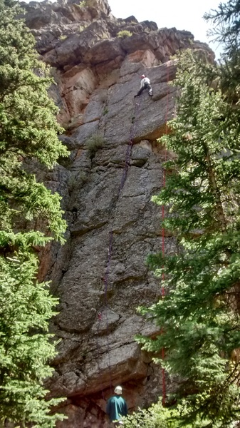 A good climb.