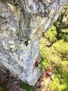 Rock Climbing Photo: Sickness