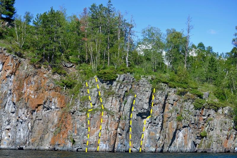 Rock Climbing Photo: Lite-Brite Crag