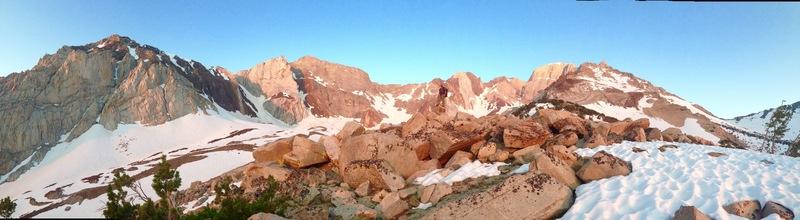 Rock Climbing Photo: Alpine wonderland!