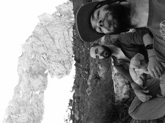 Rock Climbing Photo: Me, Bobathan, The Weasel and The Red Zcheckered De...