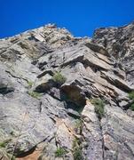 Rock Climbing Photo: Long 5.fun climbing