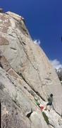 Rock Climbing Photo: Beautiful skyline!