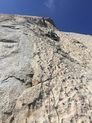 Rock Climbing Photo: Start of the route