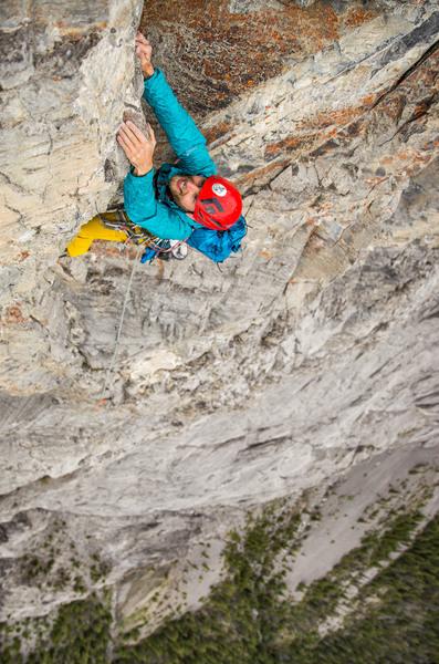 Rock Climbing Photo: Pitch 19