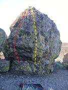 Dyno-Saur V2 (yellow) and The Prow V2 (red)