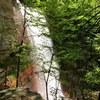 Waterfall at Gauley Crag