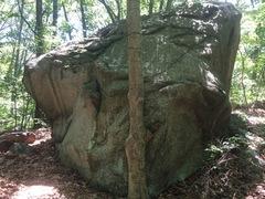 Rock Climbing Photo: West Boulder