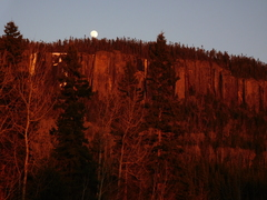 Rock Climbing Photo: An early spring trip and ice will still be on the ...