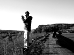 Rock Climbing Photo: The Kama Lookout