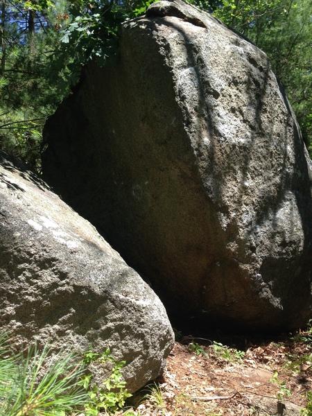 Rock Climbing Photo: Unshackled