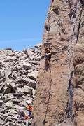 Rock Climbing Photo: Laaaaaaaance