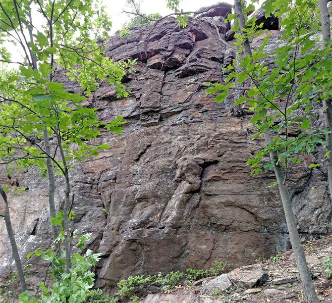 Top Shelf high R routes b