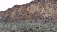 Rock Climbing Photo: Topo for Circle of Life