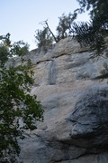 Rock Climbing Photo: Satisfaction Wall