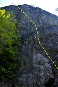 Rock Climbing Photo: Tubby Ninja
