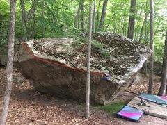 Rock Climbing Photo: A fun traverse
