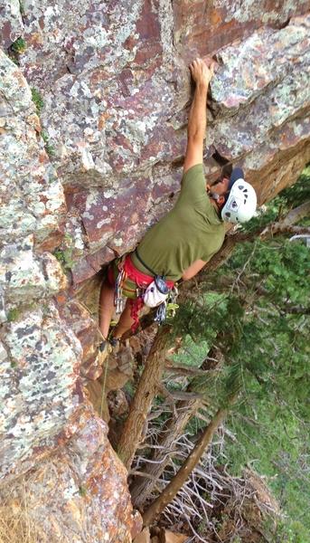 Rock Climbing Photo: I Don't Name Single Pitch Routes
