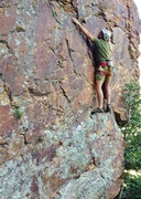 Rock Climbing Photo: I Don't....
