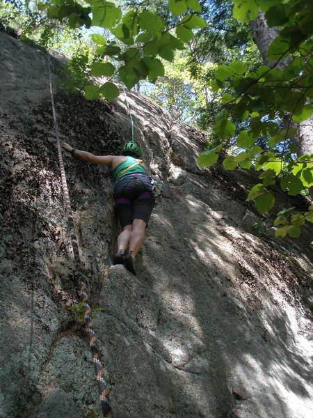 Rock Climbing Photo: On CrossRoads West
