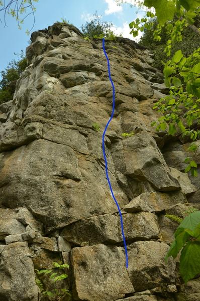 Rock Climbing Photo: mittens
