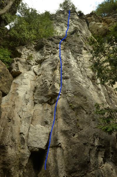 Rock Climbing Photo: sport or trad?