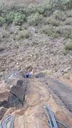 Rock Climbing Photo: Merlin