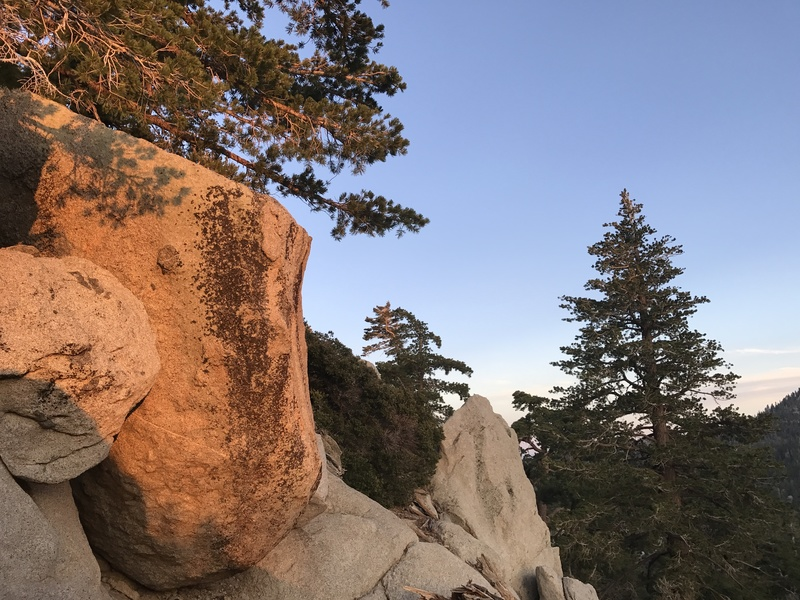 Rock Climbing Photo: Envy