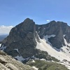 View of Warbonnet from Mitchell Peak