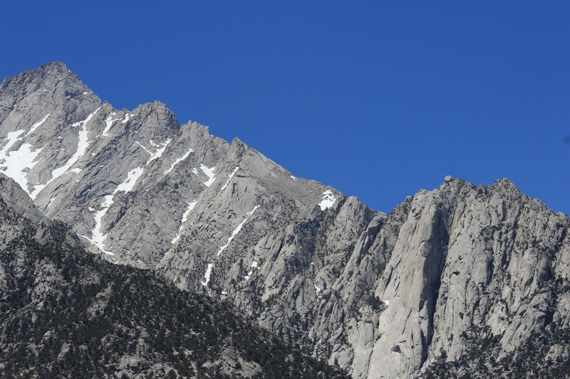 Rock Climbing Photo: Beautiful Skyline
