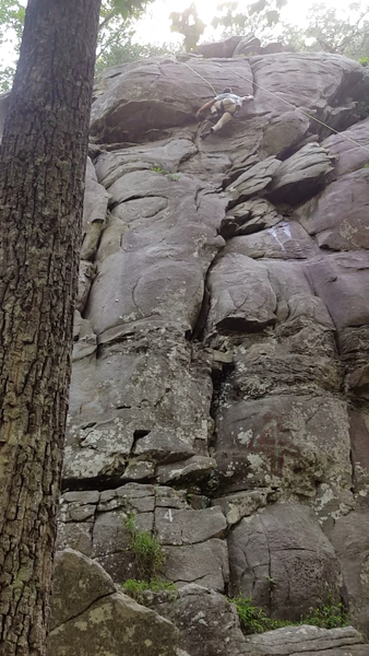 Climbing 4bravo