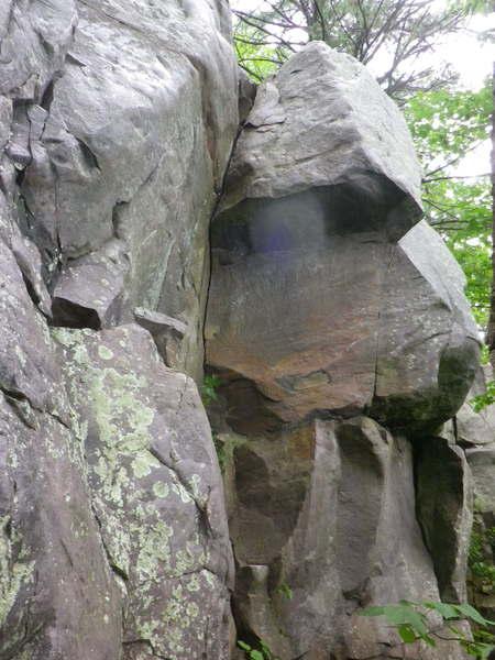 Rock Climbing Photo: Phooey