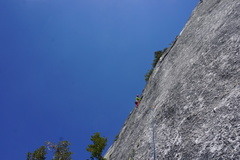 Rock Climbing Photo: 2nd Pitch...quality rock. Constant 5.10+ climbing.
