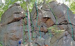 Rock Climbing Photo: Alexander Hamilton C. Hamilton D. Enough for Eli...