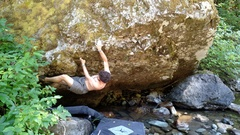 Rock Climbing Photo: Pony Boy