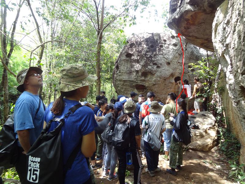 Group of Singapore students visit Khon Kaen
