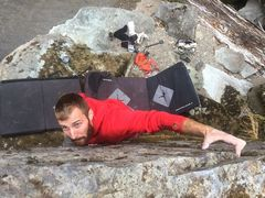 Rock Climbing Photo: Teenage Libertarians
