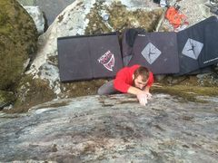 Rock Climbing Photo: Teenage Libertarians