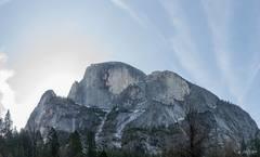 Rock Climbing Photo: Half Dome April 2017