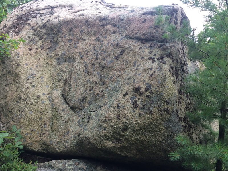 Innis Boulder.